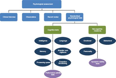 How to write a psychological evaluation report